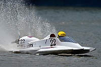 #22          (Outboard Hydroplanes)