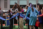 APR 26,2015:Ambitious Dragon Farewell Ceremony at Sha Tin in New Territories,Hong Kong. Kazushi Ishida/ESW/CSM