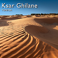 Sand Dunes Ksar Ghilane Pictures Photos & Images, Tunisia