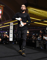 LAS VEGAS - JULY 17: Luis Nery attends the media workout for the PBC on Fox Sports Pay-Per-View at the MGM Grand on July 17, 2019 in Las Vegas, Nevada. (Photo by Frank Micelotta/Fox Sports/PictureGroup)