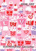 Sarah, VALENTINE, VALENTIN, paintings+++++Valcupcake-10-A -3,USSB326,#V# ,everyday