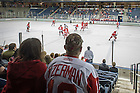 """Dec. 11, 2015; NHL Alumni game at the Compton Family Ice Arena. The game was part of the Nanovic Institute for European Studies event """"Elite Athletes and the Cold War."""" (Photo by Matt Cashore/University of Notre Dame)"""