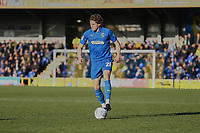Mads Bech Sørensen of AFC Wimbledon during AFC Wimbledon vs Fleetwood Town, Sky Bet EFL League 1 Football at the Cherry Red Records Stadium on 8th February 2020
