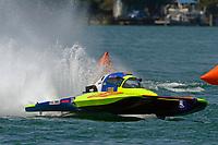 "Paul Barber, H-52 ""Legacy 1""        (H350 Hydro)"