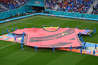 ST PETERSBURG, RUSSIA - JUNE 12 :  illustration image pictured  showing the belgian jersey before the 16th UEFA Euro 2020 Championship Group B match between Belgium and Russia on June 12, 2021 in St Petersburg, Russia, 12/06/2021 <br /> Photo Photonews / Panoramic / Insidefoto <br /> ITALY ONLY