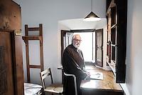 Fra Roberto, Convento Bigorio