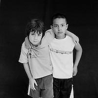 Kais Shami, Yochay Martin.<br /> Photo by Quique Kierszenbaum