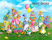 Ingrid, EASTER, OSTERN, PASCUA,rabbits, paintings+++++,USISSP36S,#e#, EVERYDAY