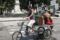 Cuba, Habana, an der Monserrate (Av. Belgica)