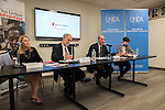Press conference UNCA club on Woman and Children
