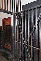 Gefängnis-Museum - gebaut 1904 als Krankenhaus-  in Liepaja-Karosta, Lettland, Europa