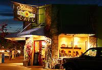 USA, Oregon, Alameda Cafe in Northeast Portland