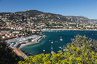 Europe/France/Provence-Alpes-Côte d'Azur/Alpes-Maritimes/Villefranche-sur-Mer: Rade de Villefranche  // Europe, France, Provence-Alpes-Côte d'Azur, Alpes-Maritimes, Villefranche sur Mer:  Bay of Villefranche sur Mer: