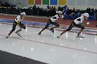 SPEEDSKATING: 13-02-2020, Utah Olympic Oval, ISU World Single Distances Speed Skating Championship, Team Sprint Men, Team JPN, ©Martin de Jong