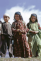 Irak 1973.Enfants de Barzan.Iraq 1973.Children from Barzan..