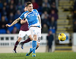 St Johnstone v Hearts…05.04.17     SPFL    McDiarmid Park<br />Paul Paton<br />Picture by Graeme Hart.<br />Copyright Perthshire Picture Agency<br />Tel: 01738 623350  Mobile: 07990 594431