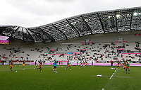 Photo: Richard Lane/Richard Lane Photography. Stade Francais v London Wasps. European Rugby Champions Cup Play-Off. 24/05/2014. Stade Jean-Bouin.