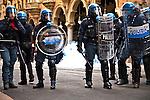Italy -Turin manifestazione Antirazzista 2015; ph © Andreja Restek