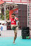 HSBC Sevens Village during the HSBC Hong Kong Rugby Sevens 2017 on 09 April 2017 in Hong Kong Stadium, Hong Kong, China. Photo by King Chung Fung / Power Sport Images