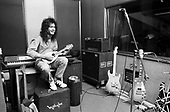 VAN HALEN, RECORDING STUDIO, SUNSET SOUND, 1979, NEIL ZLOZOWER