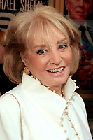 Barbara Walters 4/22/07, Photo by Steve Mack/PHOTOlink