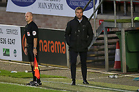 Dagenham and Redbridge manager Daryl McMahon during Dagenham & Redbridge vs Wealdstone, Vanarama National League Football at the Chigwell Construction Stadium on 10th October 2020