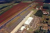 Iguassu, Brazil. Iguassu airport, Parana state.