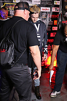 ATLANTIC CITY, NJ - JUNE 10 : Aaron Carter at Celebrity Boxing weigh in at The Show Boat Hotel in Atlantic City New Jersey June 10, 2021 Credit: Star Shooter/MediaPunch
