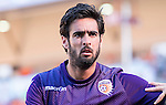 BRISBANE, AUSTRALIA - OCTOBER 30: Rhys Williams of the Glory warms up before the round 4 Hyundai A-League match between the Brisbane Roar and Perth Glory at Suncorp Stadium on October 30, 2016 in Brisbane, Australia. (Photo by Patrick Kearney/Brisbane Roar)