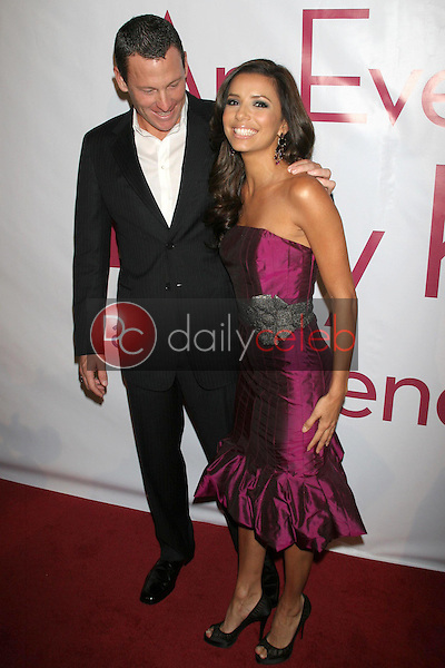 """Lance Armstrong and Eva Longoria<br />at """"An Evening with Larry King and Friends"""" fundraising gala. The Beverly Hilton Hotel, Beverly Hills, CA. 11-21-06<br />Dave Edwards/DailyCeleb.com 818-249-4998"""