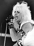 Motley Crue 1982 Vince Neil<br />© Chris Walter