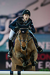 Maikel van der Vleuten of Netherlands riding VDL Groep Arera C competes at the HKJC Trophy during the Longines Hong Kong Masters 2015 at the AsiaWorld Expo on 13 February 2015 in Hong Kong, China. Photo by Xaume OIleros / Power Sport Images