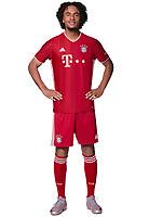 26th October 2020, Munich, Germany; Bayern Munich official seasons portraits for season 2020-21;  Joshua Zirkzee