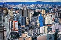 Sao Paulo, Brazil skyline