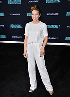 """LOS ANGELES, USA. December 11, 2019: Mili Avital at the premiere of """"Bombshell"""" at the Regency Village Theatre.<br /> Picture: Paul Smith/Featureflash"""