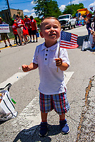 4th of July Parade Rolling Meadows Illinois 7-4-19