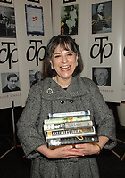 An armful of Canada's best non-fiction books. The 2008 finalists for The Charles Taylor Prize for Literary Non-Fiction were announced Tuesday, January 22nd at a press conference at Le Hotel Meridien King Edward in  Toronto.  CTP is the richest and most prestigious national award for non-fiction in the country.  Noreen Taylor, founder of the prize and chair of the Charles Taylor Foundation has her arms around the five nominated books. In the running for the $25,000 prize which will be announced March 3rd are authors: Kevin Bazzana, David Gilmour, Lorna Goodison, Richard Gwyen and Anna Porter. (CNW Group/The Charles Taylor Prize for Literary Non-Fiction)
