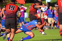 210417 Horowhenua Kapiti Club Rugby - Waikanae v Rahui