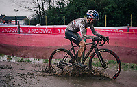 Tom Pidcock (GBR/Trinity)<br /> <br /> UCI cyclo-cross World Cup Dendermonde 2020 (BEL)<br /> <br /> ©kramon