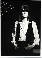Francoise HARDY<br /> Credit : Terrasson/DALLE