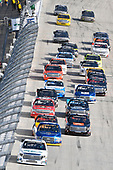 NASCAR Camping World Truck Series<br /> Bar Harbor 200<br /> Dover International Speedway, Dover, DE USA<br /> Friday 2 June 2017<br /> Ryan Truex, Sea Watch Toyota Tundra, Chase Briscoe, Cooper Standard Ford F150, Christopher Bell, JBL Toyota Tundra<br /> World Copyright: Logan Whitton<br /> LAT Images<br /> ref: Digital Image 17DOV1LW2107