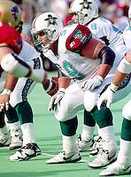 Chuck Esty San Antonio Texans 1995. Photo F. Scott Grant