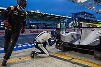 #24 PR1 Motorsports Mathiasen Oreca 07 - Gibson LMP2, Patrick Kelly, Gabriel Aubry, Simon Trummer, 24 Hours of Le Mans , Race, Circuit des 24 Heures, Le Mans, Pays da Loire, France