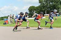 INLINESKATEN: MEDEMBLIK, Radbout, 04-07-2021, Internationaal Topsport Inlineskaten, op het wegparcours van Radboud Inline Skating, ©foto Martin de Jong