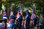 Flag Day ceremony 2021