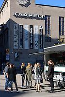 Kulturzentrum Kaapeli, Helsinki, Finnland