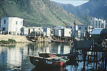 TAI-O WATERS AND STILT HOUSES