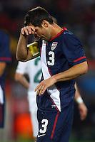 Carlos Bocanera of USA during game against Slovenia