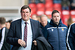 Aberdeen v St Johnstone…14.09.19   Pittodrie   SPFL<br />Saints manager Tommy Wright<br />Picture by Graeme Hart.<br />Copyright Perthshire Picture Agency<br />Tel: 01738 623350  Mobile: 07990 594431