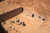 Wohnhöhle, Matmata, Tunesien